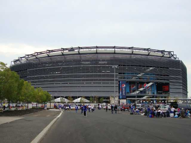 MetLife Stadium: Home of the New York Giants