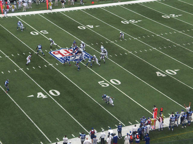 New York Giants Loge